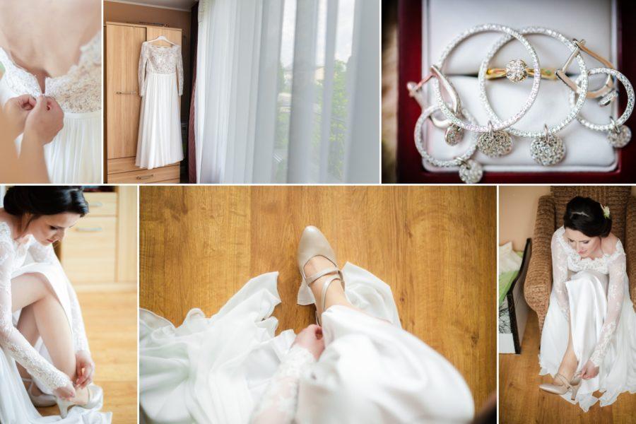 Letni ślub Marysi i Kamila w Kraśniku