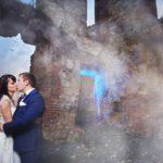Świece Dymne – Plenerowa Sesja Ślubna